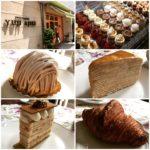 【食べログケーキ部門第1位】モンブランが最高に美味しい「ユウジアジキ@北山田」