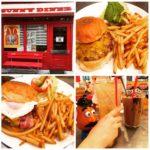 【北千住駅】ハンバーガー屋「サニーダイナー」は全てがアメリカン級のボリューム!
