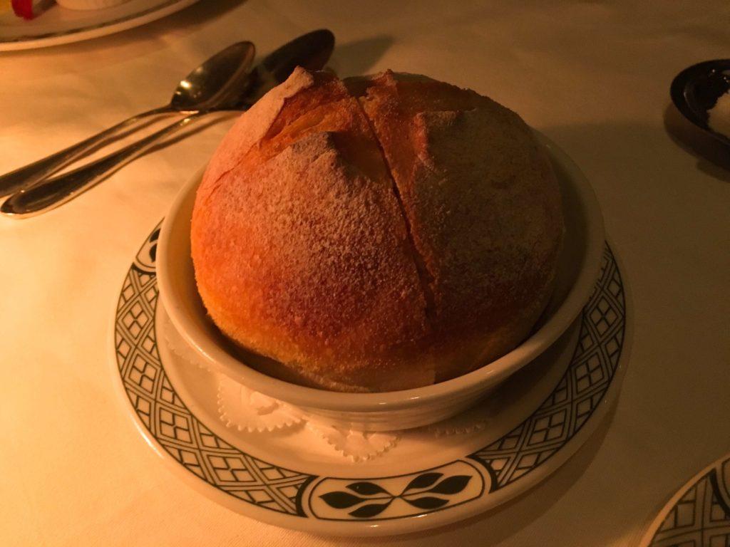ロウリーズのパン