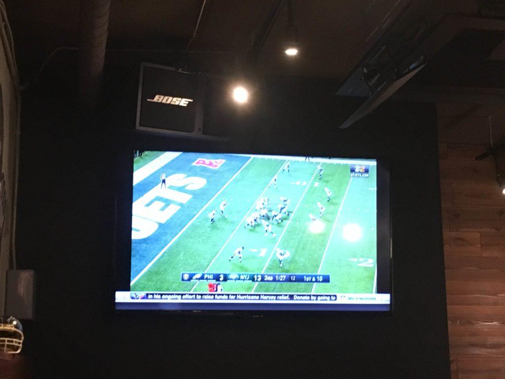 スポーツが放送