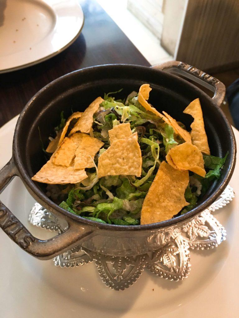 ストウブ 焼玄米タコライス