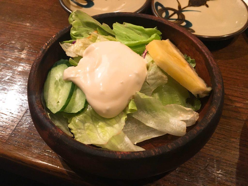 フレッシュサラダ