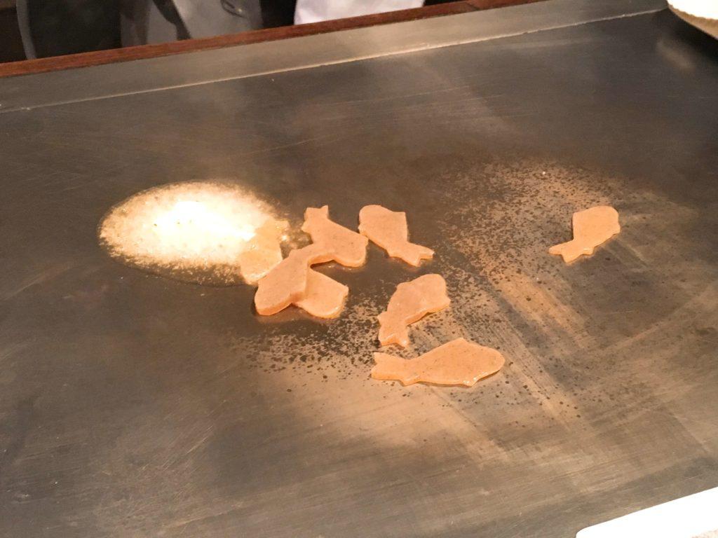 コンニャク魚のおどり焼