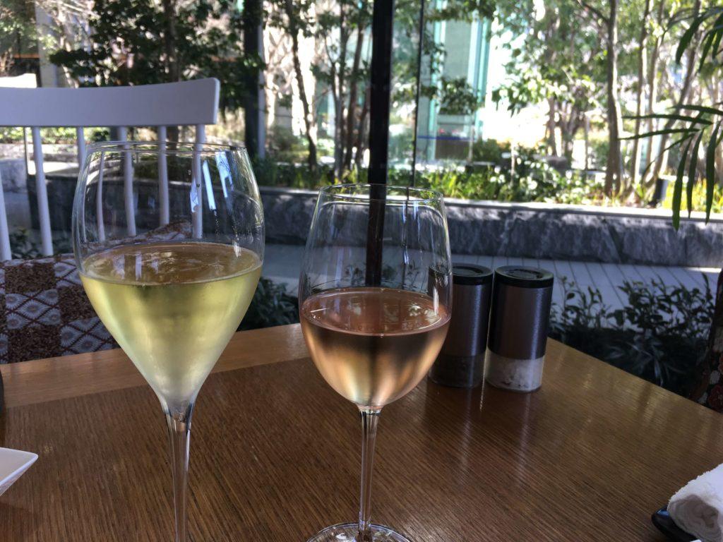 ロゼワインとスパークリングワイン