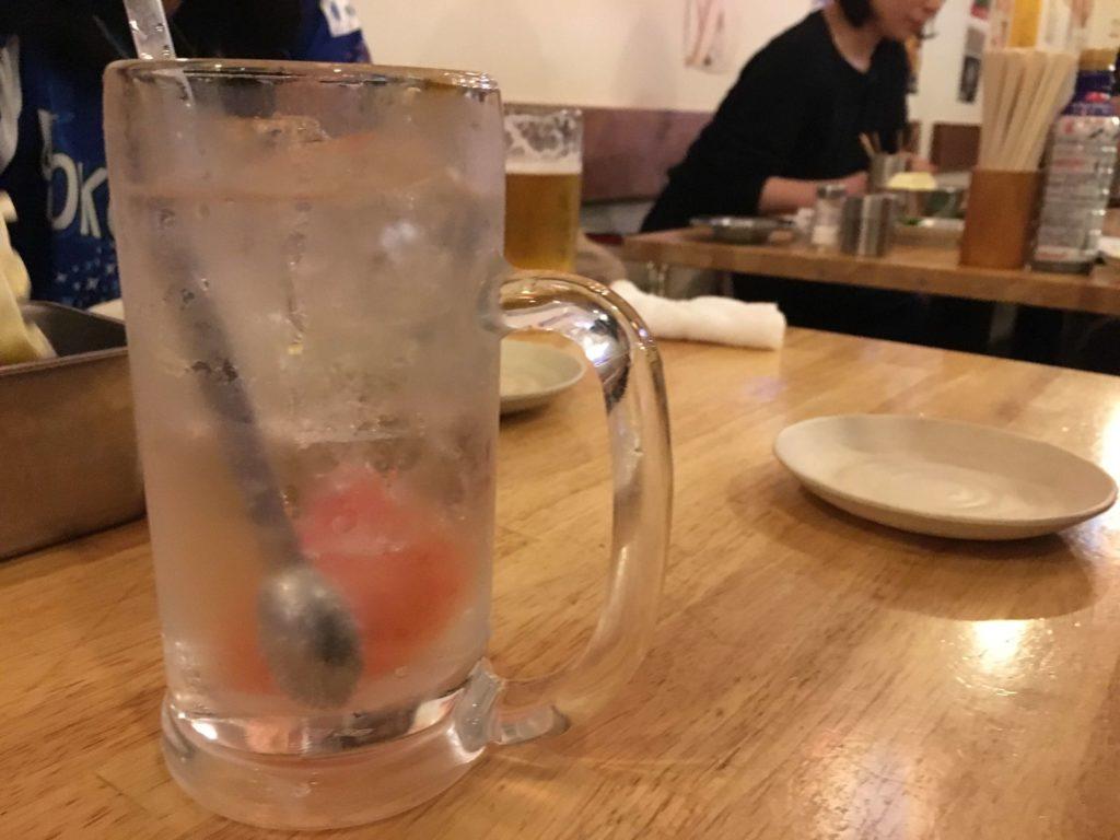 塩トマトサワー