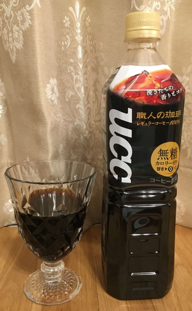 【UCC】職人の珈琲 アイスコーヒー 無糖