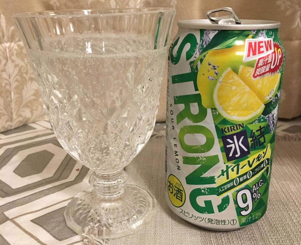 【キリン】氷結サワーレモン