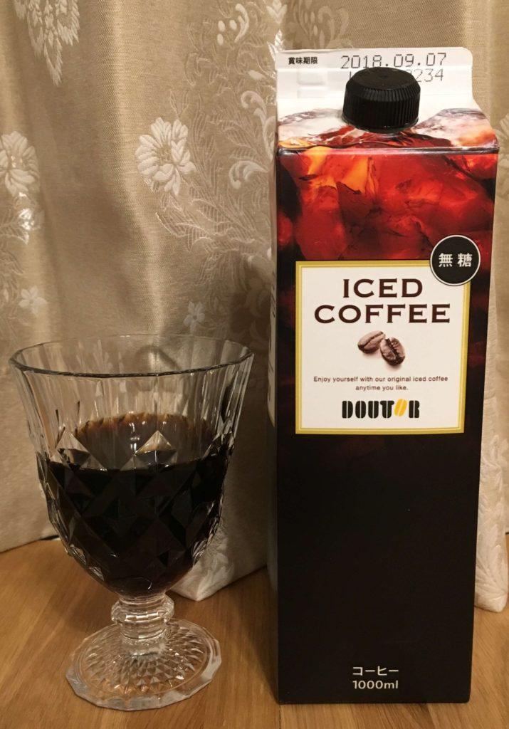 【ドトール】アイスコーヒー