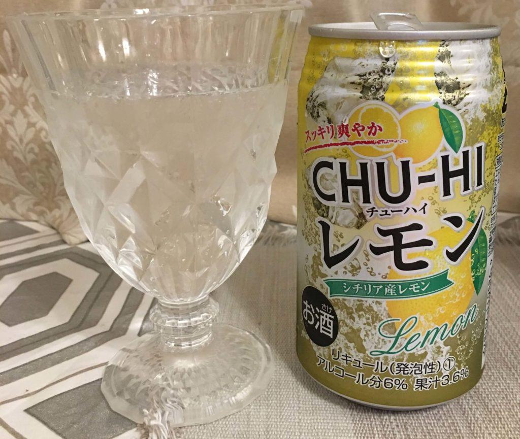 【その他】【アシードブリュー】CHU-HIレモン
