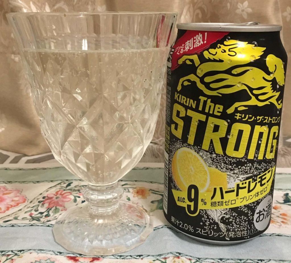【キリン】キリン・ザ・ストロング ハードレモン